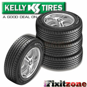 4 Kelly Edge A s All Season Traction 205 55r16 91h Durable Passenger Tires