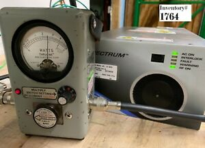 Mks B 3013 Spectrum 3013 05 Rf Generator 3000w 13 56 Mhz used Tested