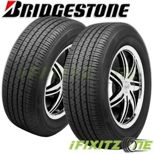 2 Bridgestone Ecopia Ep422 215 60r16 95t Durable All Season Performance Tires
