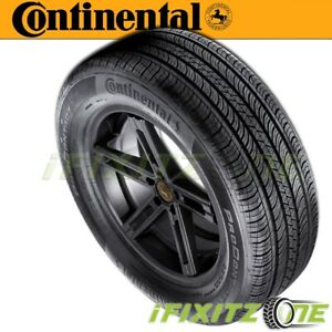 1 Continental Procontact Tx All Season Grand Touring 195 65r15 91h A S Tires