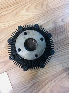 1981 87 Isuzu Pup Diesel Chevy Luv Fan Clutch