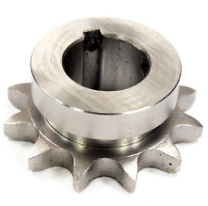 Stainless Steel Roller Chain Sprocket No 40 1 2 Pitch Tsubaki 40b12ss