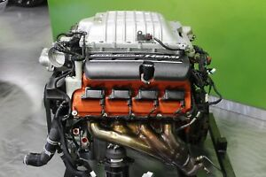 2015 Dodge Hellcat 6 2l Supercharged Engine With Wiring And Accessories 1504