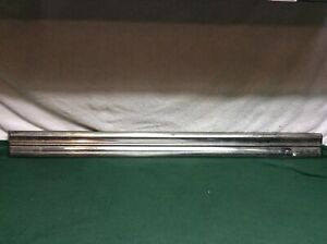 1959 Chevy Impala Wagon And 4dr Drivers Door Molding Stainless