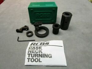 RCBS Case Neck Turner with Auto Feed 98860