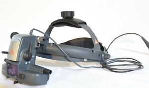 Heine Omega 500 Binocular Indirect Ophthalmoscope Headset Tested