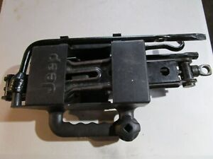 Jeep Liberty Spare Tire Jack Tool Kit Oem 02 08plus Free Shipping