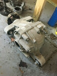 2012 Caprice Ppv Rear End Differential 2 92 Gear Ratio Lsd