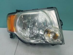 Right Passenger Headlight Fits 2008 2012 Ford Escape