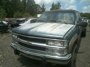 Motor Engine 8 454 7 4l Vin N 8th Digit Fits 94 96 Chevrolet 30 Van 2236697