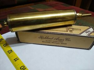 Brass Black Powder Dispenser - never Used nice condition