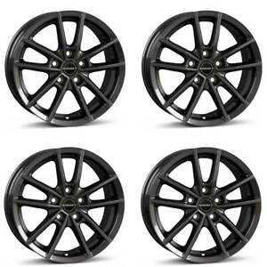 4 Borbet Wheels W 7 0x17 Et40 5x108 Ant For Ford C Max Focus Kuga Mondeo S Max T