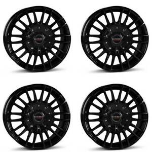 4 Borbet Wheels Cw3 7 5x18 Et53 5x120 Sw For Vw Crafter