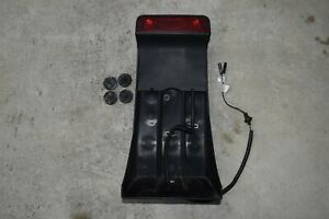 1987 2006 Jeep Yj Tj Wrangler Third Brake Light For Spare Tire Carrier