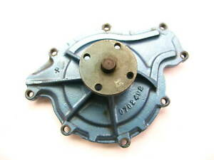 Out Of Box Gm 8782482 Engine Water Pump 59 68 Pontiac 400 428 350 389 421 326