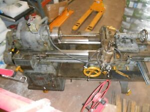 South Bend 14 1 2 Inch 16 Inch Quick Change Gear Lathe