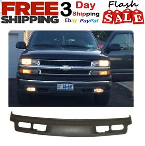 Replacement Front Bumper Valance For Chevy 1999 2002 Silverado 2000 2006 Tahoe