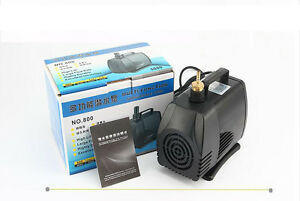 220v Engraving Machine Electric Spindle Cooling Water Pump Submersible Pump 150w