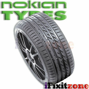 1 Nokian Zline A S 225 45r18 95w Xl All Season Traction High Performance Tires