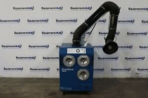 Donaldson Torit Easy Trunk Portable Weld Fume Collector Extractor