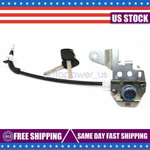 Left Driver Door Lock Cylinder Cable 2x Keys 72185 Sna A01 For 2006 2011 Civic