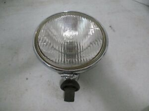 Lucas Sft 700 S Fog Light Rolls Royce Bentley Jaguar Lagonda English Cars
