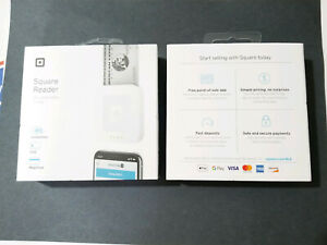 New Square Reader For Contactless Chip Debit Credit Card Mobile Payment