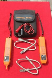 Paladin Tools Pa1573 Tone And Probe Plus Cable check Utp stp Cable Tester
