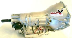 Gm Turbo 400 Transmission Th 400 Stage 3 Race With Trans Brake Up To 800hp