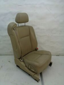 Cadillac Cts 2003 2007 Front Right Side Seat Assembly Tan Oem Dk908171