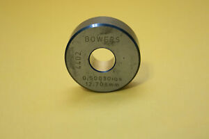 Federal Bowers 1 2 Setting Master Bore Gage Ring 50030