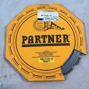 Partner Ring Saw Blade For Concrete Ring Saws Soft Yellow Made In Sweden