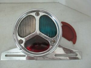 Trilin Tail Light Lens Rolls royce Lincoln Packard Otlher American Cars 20 s