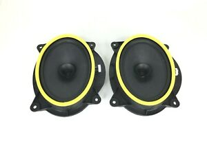 Lot Of 2 Genuine Toyota Front Dr Speaker 86160 Aa440 2018 2005