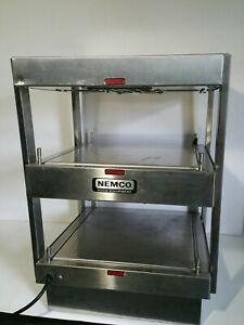 no Glass Panels Nemco 6480 18s Stainless Steel 18 Hot Food Display Warmer