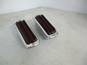 Nos Lucas L464 Tail Lights Rolls Royce Bentley Jaguar Lagonda English Cars