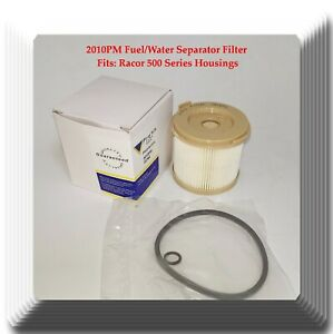 2010pm Fuel Water Separator Filter Fits Racor 500 Series Housings Volvo White Gm