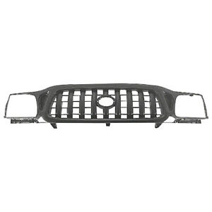 Front Grille Fits 2001 2004 Toyota Tacoma 2wd 5310004250c0