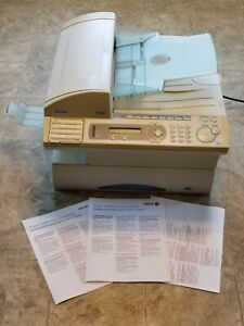 Muratec F 320 Fax Machine In Great Working Condition