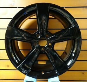 New Dodge Dart Black 18 Inch Black Wheel Rim 2013 2015 2479