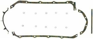 Fel Pro Os30191c 3 Engine Oil Pan Gaskets 58 76 Gmc Pontiac 326 337 389 400 421