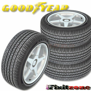 4 Goodyear 195 60r15 88h Eagle Rs A M S All Season High Performance Tires