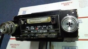 78 79 80 81 82 83 84 85 86 87 Delco Am Fm Cassette Radio Chevy Pontiac Olds