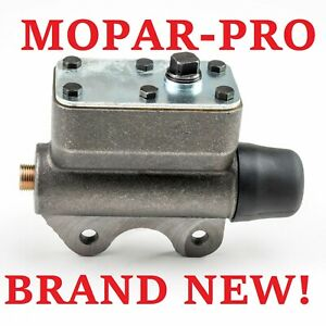 1937 Plymouth Dodge Brand New Brake Master Cylinder 852 Convertible Roadster