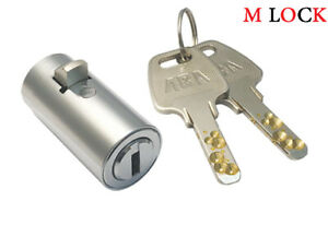 2pcs High Security Dimple Key Style Cylinder Lock For T Handle Vending 9501 Ka