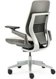 Steelcase Gesture Desk Chair Chair Graphite Fully Adjustable