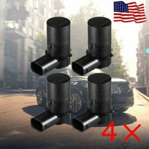 4 Pieces 4f23 15k859 Aa 3f2z 15k859 Ba For Ford Reverse Backup Parking Sensors