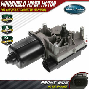 Front Windshield Wiper Motor For Chevrolet Corvette V8 5 7l 1997 2004 12363318