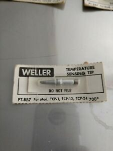 15 Weller Ptbb7 Replacement Soldering Iron Tip