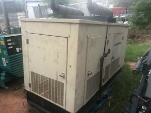 Generac 97a05069s Natural Gas Standby 35 Kw Fully Enclosed Generator 216 Hours